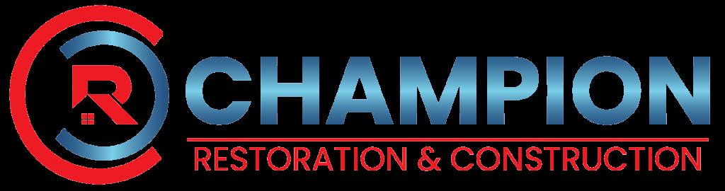 Champion Restoration Logo