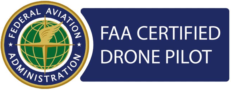 FAA Certified Drone Logo